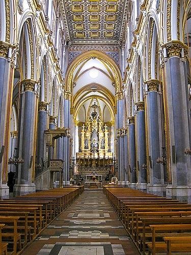 Naples To Capri >> Chiesa di San Domenico Maggiore - Sala del Tesoro - Locali d'Autore